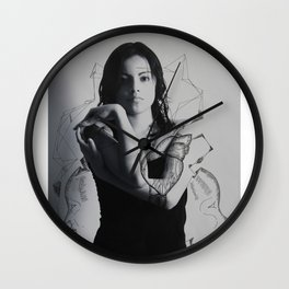 intervention 8 Wall Clock