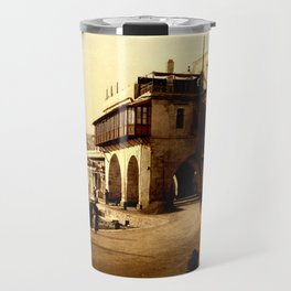The admiralty, Algiers, Algeria Travel Mug