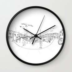Brixham Wall Clock