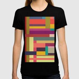 Color Rods 4 T-shirt