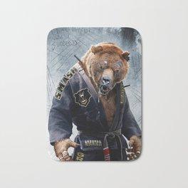 Jiu Jitsu Grizzly Bath Mat