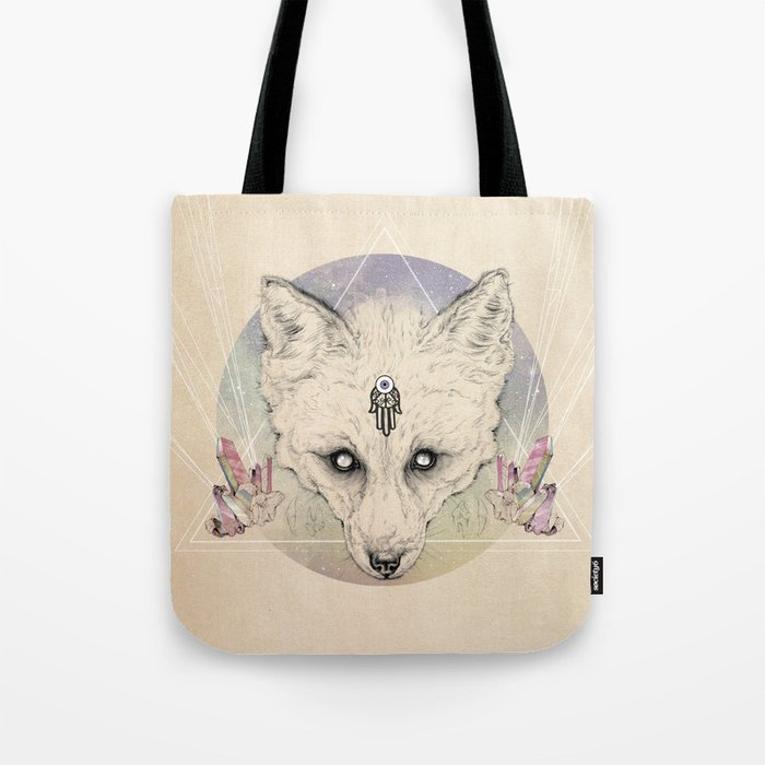 Mystic Fox Tote Bag