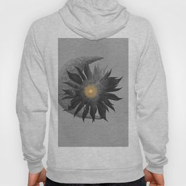 Sun, Moon unity Hoody