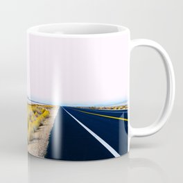 Along the Salt Flats Coffee Mug