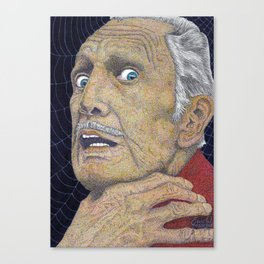 VINCENT ( or The Price Of Madness ) Canvas Print