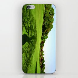 Resting place iPhone Skin