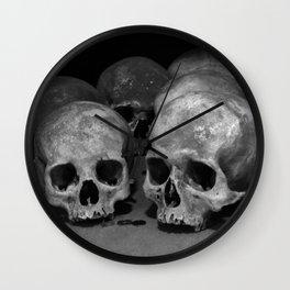 Sedlec Wall Clock