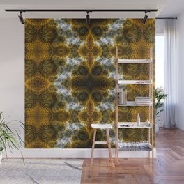 Fractal Art by Sven Fauth - bacterial cells Wall Mural