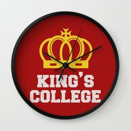 King's College Wall Clock