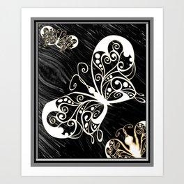 Pattern909 Art Print
