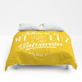 Mi luz y salvación Comforters