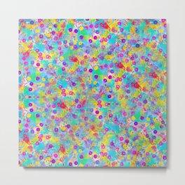 Bubbles! Original design by Mimi Bondi Metal Print