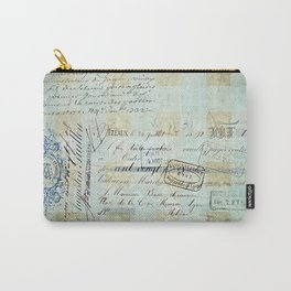 carnet de chèques Carry-All Pouch