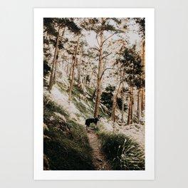 WILD TULA /// Gran Bosco di Salberstrand Art Print