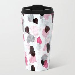 Raining love Travel Mug