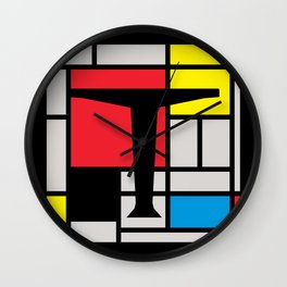 Mandrian Wall Clock