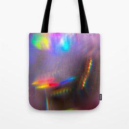 Prism Rainbows 1 Tote Bag