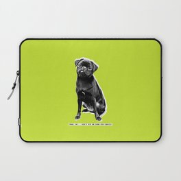 YEAH, NO. DON'T PUT ME DOWN FOR CARDIO! Laptop Sleeve