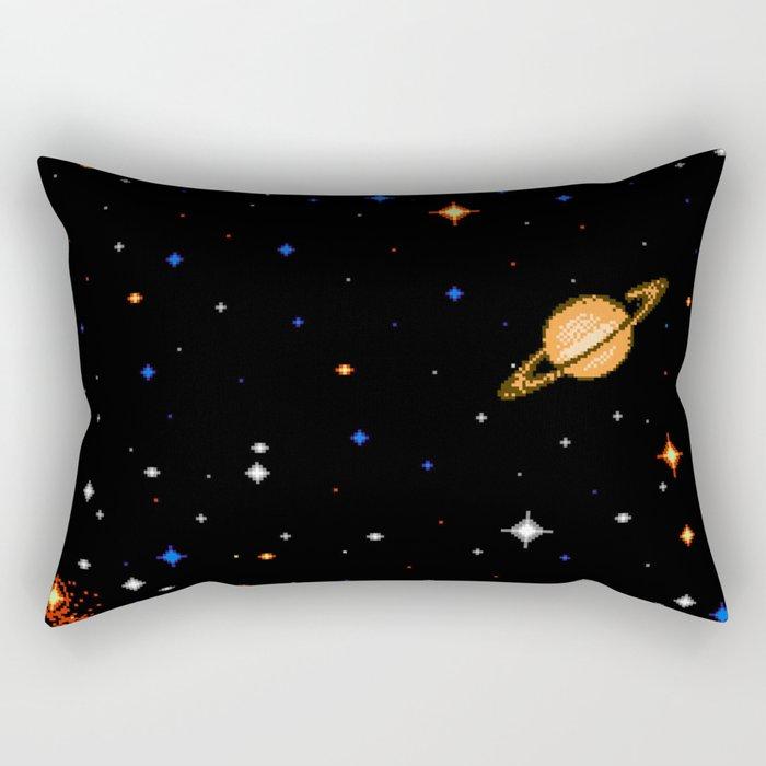 Deep Dark Space Rectangular Pillow
