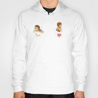 larry Hoodies featuring Pocket Larry by Aki-anyway