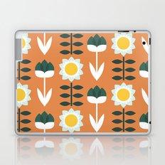 Set Sun Mandarin Laptop & iPad Skin