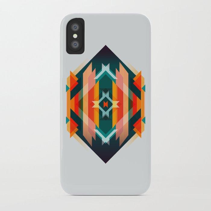 Broken Diamond - Incalescence iPhone Case