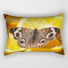 Common Buckeye Junonia Coenia Rectangular Pillow