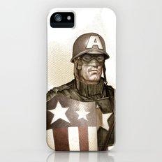 Captain America Slim Case iPhone (5, 5s)