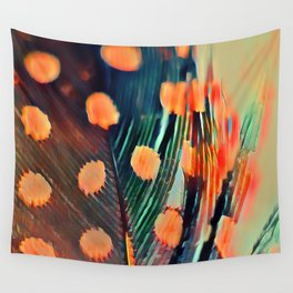 Exotic Abstract 8 Wall Tapestry