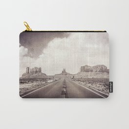 Road to the Giants Carry-All Pouch