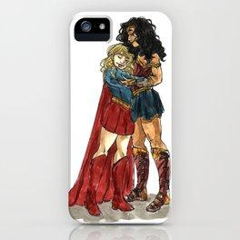 Super Hug iPhone Case