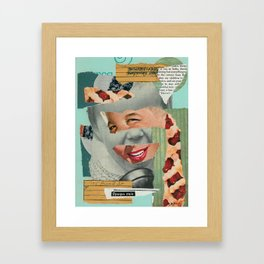 American Process Framed Art Print