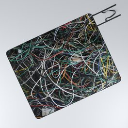 Wires.  Picnic Blanket