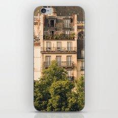 Sunny Paris iPhone & iPod Skin