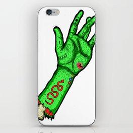 Dismembered Creep iPhone Skin