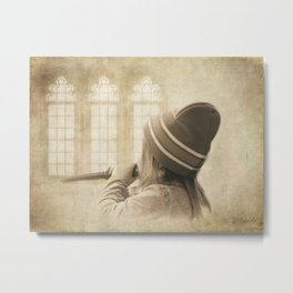 Bless The Children Metal Print