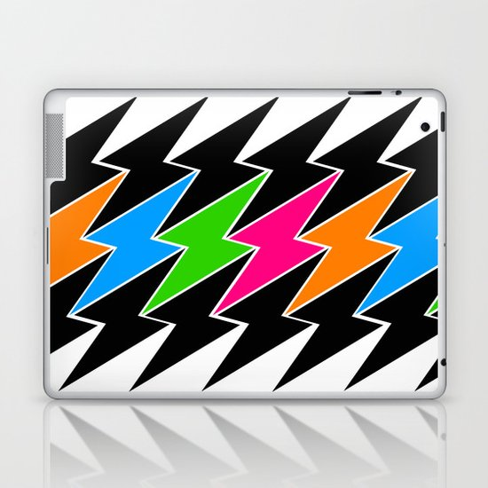 Boltz Laptop & iPad Skin