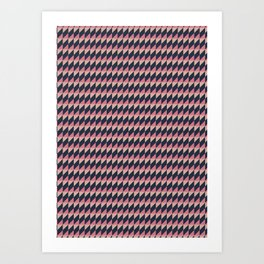 Geometric Pattern #002 Art Print