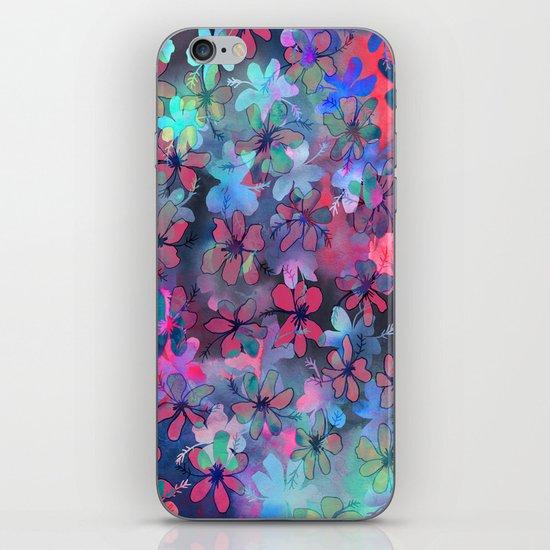 PATTERN {flower dance} iPhone & iPod Skin