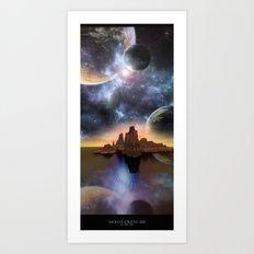 Monte Cristo 2111 Art Print