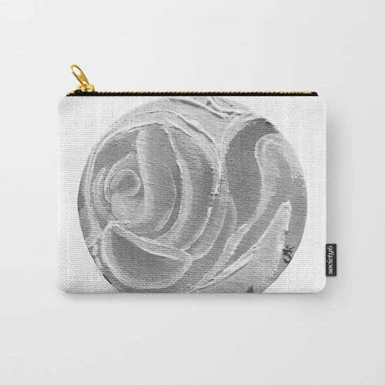 Sunday Memories of Roses Carry-All Pouch