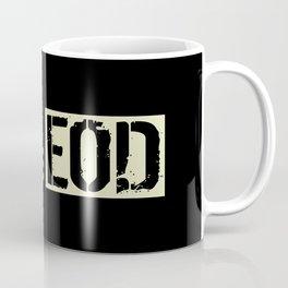 Military: EOD Coffee Mug