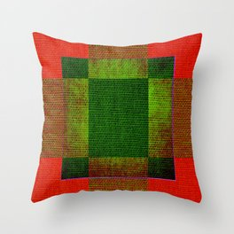 carpet deko Throw Pillow