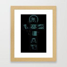 D.R.U.G.S. Framed Art Print