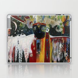 12 Feathers Laptop & iPad Skin