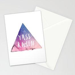 Yass Kween Stationery Cards