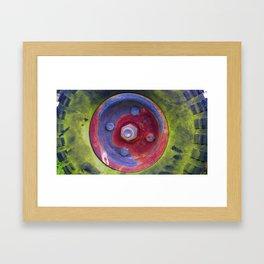 rolling stock Framed Art Print