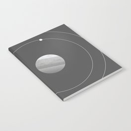Two Moons of Mars Notebook