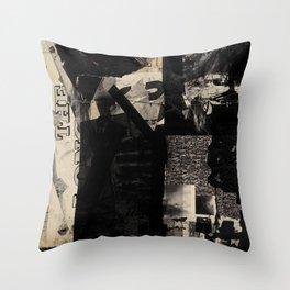 Bluff sv Throw Pillow