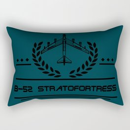 b-52 stratofortress Rectangular Pillow